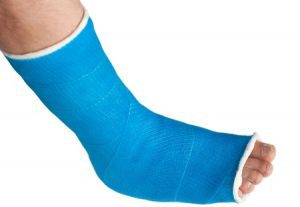 Foot Injury Claims