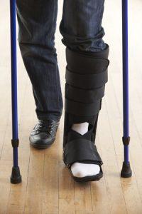 Claim For A Leg Injury
