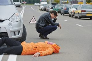 Pedestrian Accident Compensation