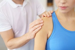 Shoulder Injury Compensation