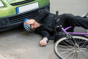 Fatal bike cycling accident