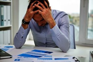 work-related stress claims