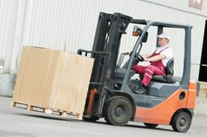 Forklift Truck Accident