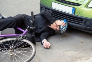 Cycle car accident