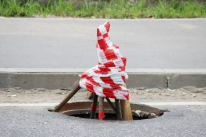 manhole accident claims and drain accident claims