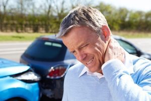 whiplash with physiotherapy