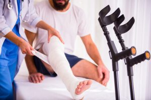 Broken Leg Compensation Case Study