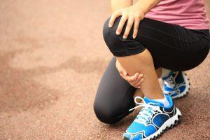 knee ligament injury