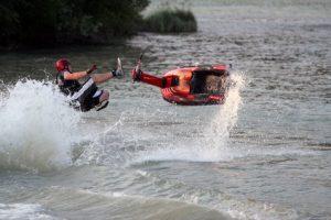 Jet ski accident