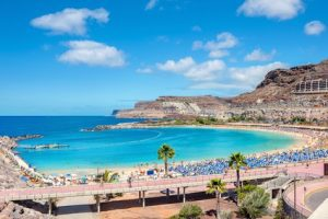 Holiday accident Gran Canaria