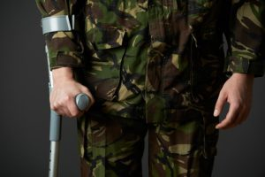 military injury claims