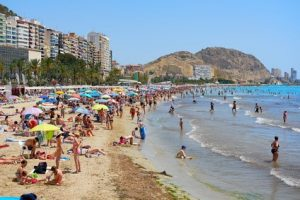 package holiday claims spain