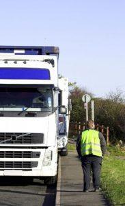Dutch hgv accident claim
