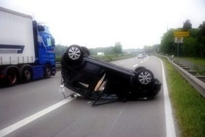 Lithuanian hgv accident claim