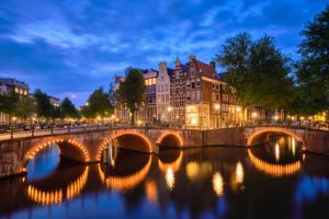 holiday accident claims in Amsterdam