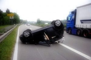 Hungarian lorry accident claim
