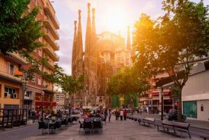 Holiday accident claims Barcelona