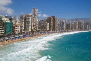 Holiday accident claims Benidorm