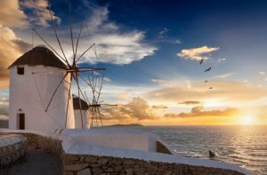 Holiday accident claims Mykonos
