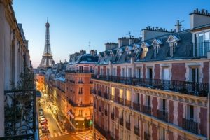 Holiday accident claims Paris