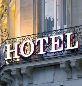 Best Western Hotel accident claims
