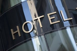 Crowne Plaza hotel accident claims