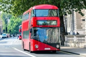 London bus accident claims