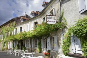 Hotel accident claims France