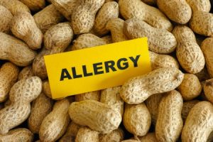 peanut allergy claims