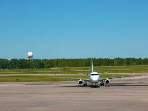 Loganair flight