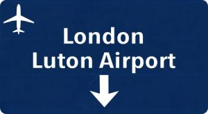 London-Luton airport
