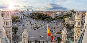 Holiday accident claims Madrid