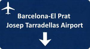 Barcelona-El Prat Josep Tarradellas airport