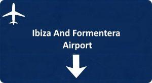Ibiza and Formentera airport