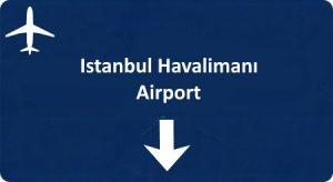 Istanbul Havalimanı airport