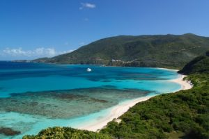 Holiday accident claims British Virgin Islands