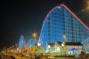 Blackpool pleasure beach accident claims process