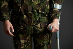 British Army accident at work claims process