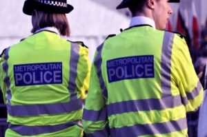 Metropolitan police accident at work claims process
