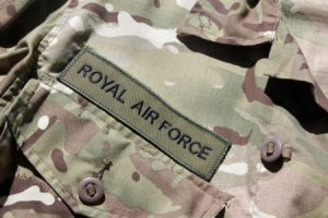 Royal Air Force accident at work claims process