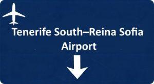 Tenerife South–Reina Sofia airport
