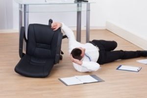 Home Office accident at work claims process