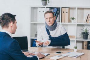 Employer negligence causing injury