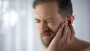 Hearing loss claim