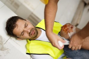 Hurt at work compensation claims guide