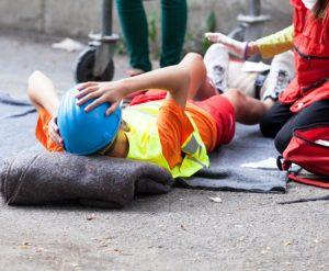 Injured at work during probation period