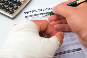 Minor injury at work claims guide