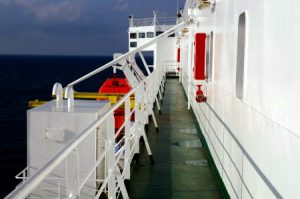 P&O ferries personal injury claims information