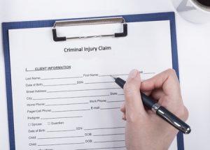 Criminal injury compensation awards guide