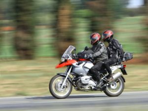 Motorcycle passenger accident claims